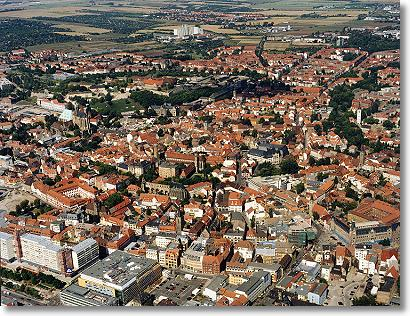 Erfurt/Erfurt H�userfassaden